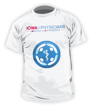 Physicians making a difference t-shirt