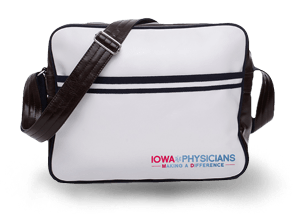 Physicians making a difference bag