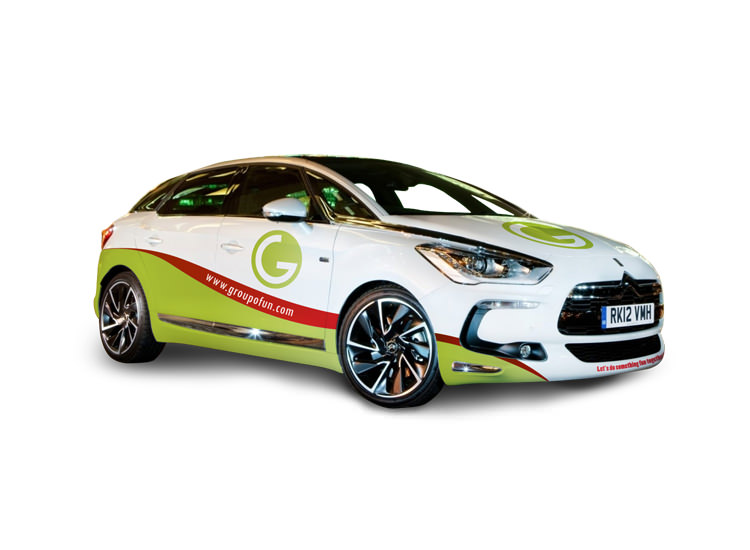 Groupofun Promotional Car