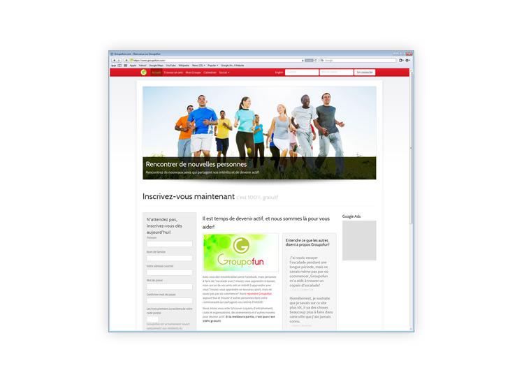 Groupofun Website
