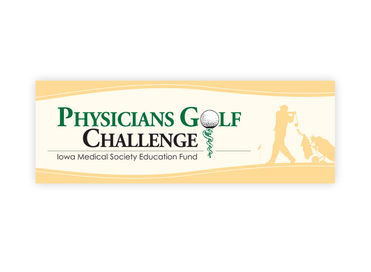 Physicians Golf Challenge Banner