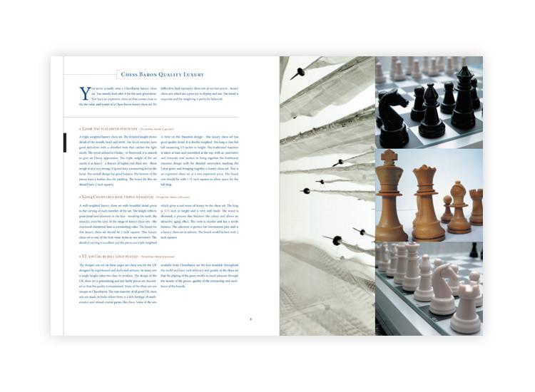 Chessbaron Marketing Brochure
