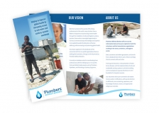 Plumbers Without Borders Brochure
