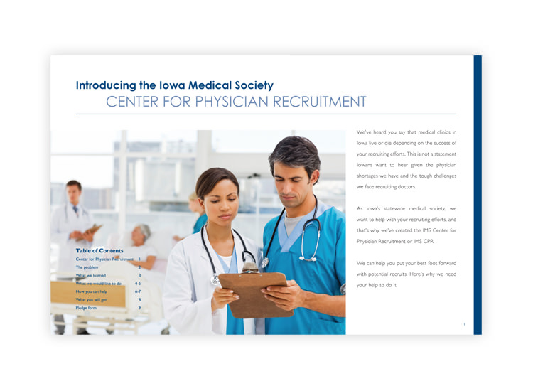 IMS Center for Physician Recruitment