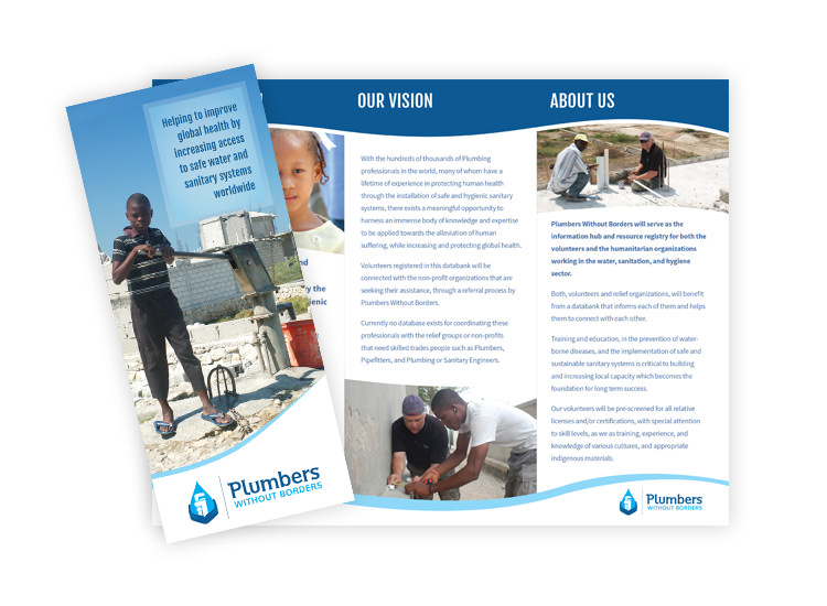 Plumbers Without Borders Brochure
