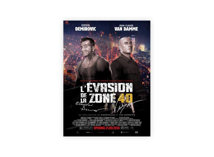 L'Evasion de la Zone 40